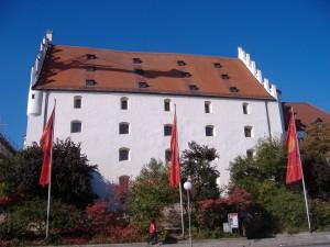 Herzogskasten Ingolstadt Aussen