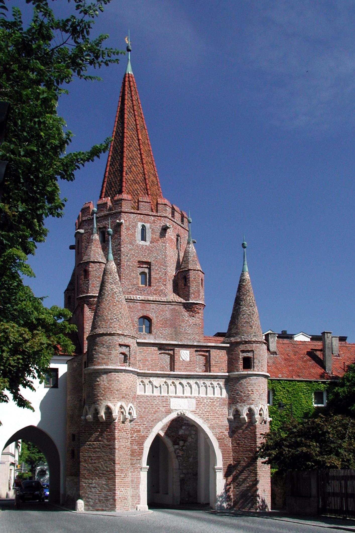 Kreutztor Ingolstadt