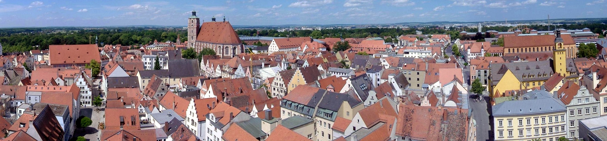Panorama Ingolstadt
