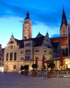 Rathausplatz Ingolstadt