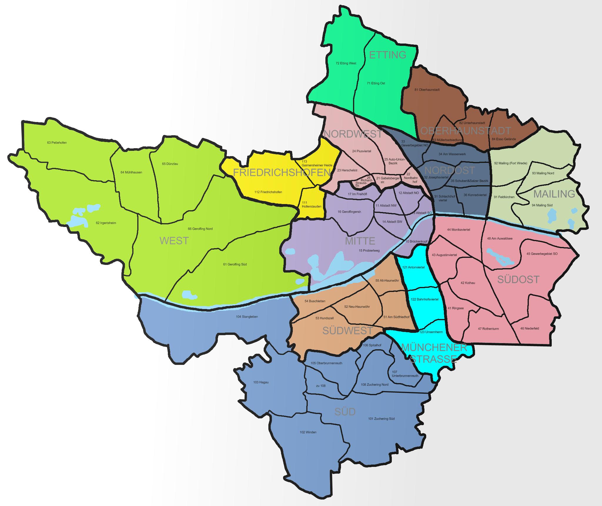 Schlüsseldienst Ingolstadt Heinrichs Nordwest